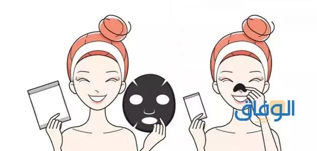 أسرع طريقة لتبييض الوجه في يوم