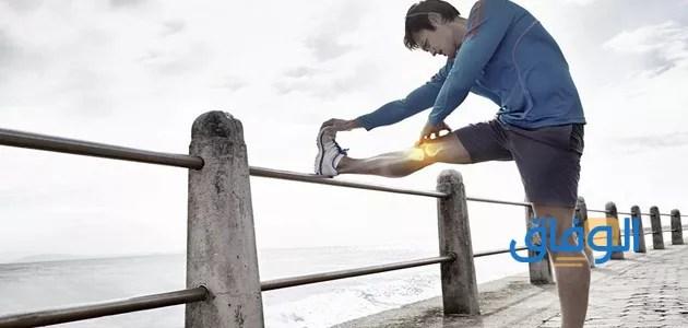 أسرع طريقة لعلاج الشد العضلي