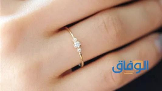 تفسير حلم الخاتم الذهب للمرأة المتزوجة