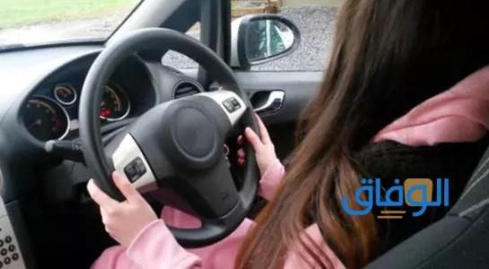 قيادة السيارة في الحلم