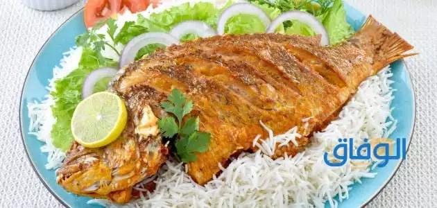 نصائح لنجاح عمل رز السمك