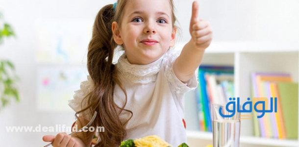 وصفات طبخ سهلة وسريعة للاطفال