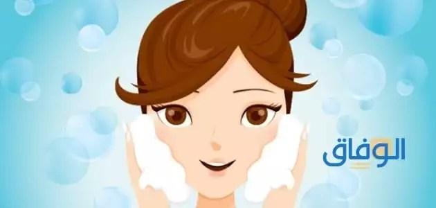 وصفة طبيعية لتبيض الوجه الأسمر