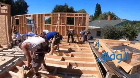 كيفية حساب المتر المكعب في البناء