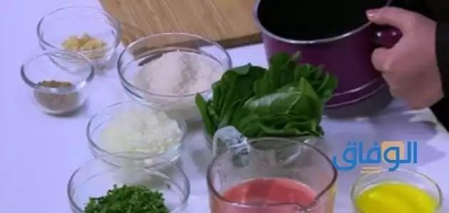 طريقة عمل السبانخ المطبوخة المصرية بالصور