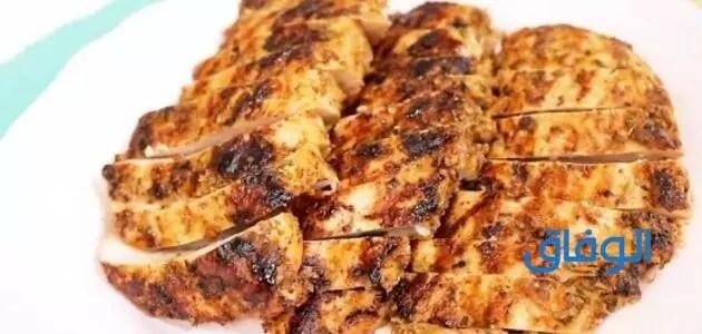 اكلات بصدور الدجاج سهله