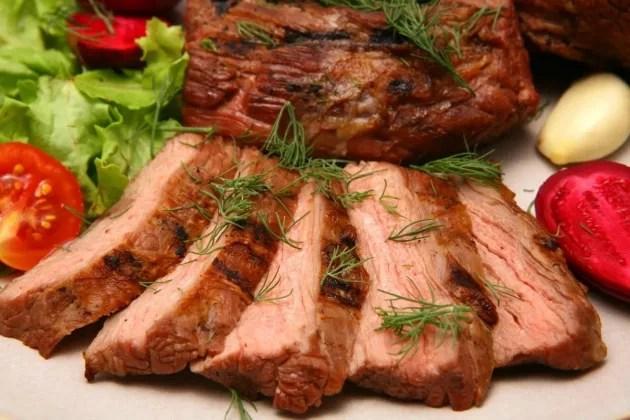 أكل اللحم في الحلم