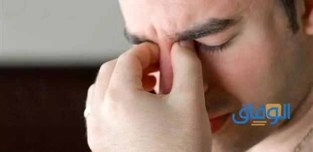 حساسية الانف من البرد