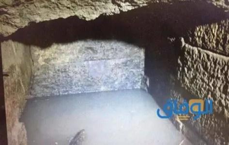 طبقة الحناء والمقابر المصرية الفرعونية
