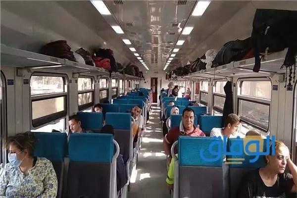 مميزات القطار الروسي