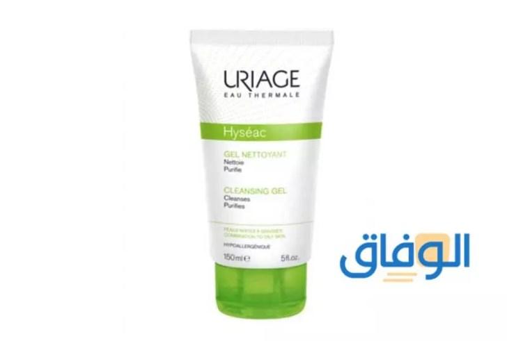 مستحضر Uriage HYSEAC Cleansing Gel Cleanses Purifies