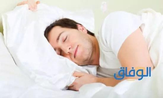 نصائح عند النوم تؤثر على صحة القلب