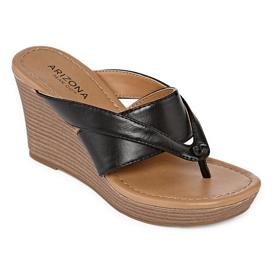 fe7bcf51be42c JCPenney   Buy 1 Get 2 FREE Women s Sandals (Starting at  12.33) + store  pickup.