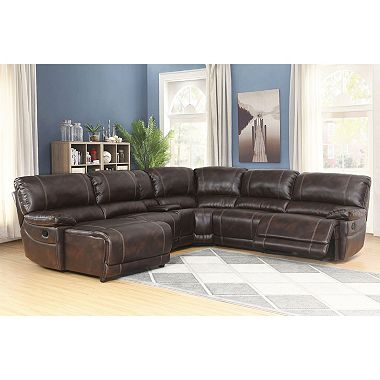 Carrington 6 Piece Sectional Sofa $1500 (Was $2500) + Free Shipping.