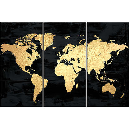 Kmart: 3pc. Canvas Set Map only $11 + store pickup. Hurry! – Dealing on target store map, strategic relocation map, nuclear map,