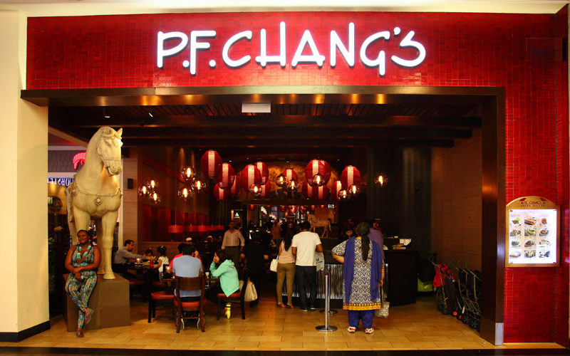 p f chang s restaurant buy one entree get one free through 9 19