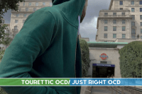 Tourettic OCD and Just Right OCD