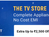 Flipkart tv offer