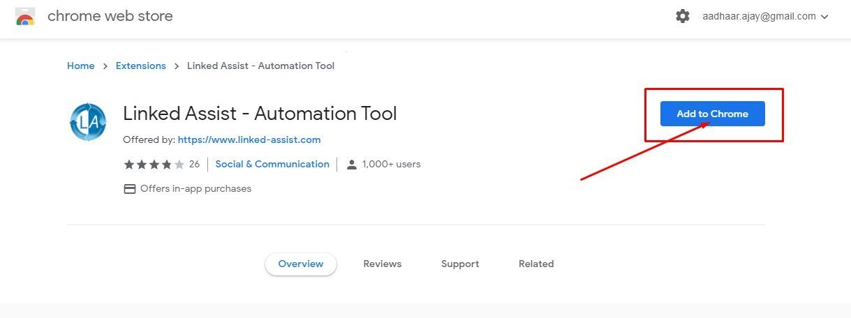 Linked Assist Lifetime Deal : The Ultimate LinkedIn Automation Tool