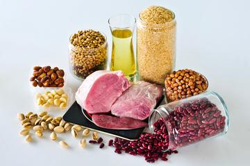 B1 rich foods, thiamine