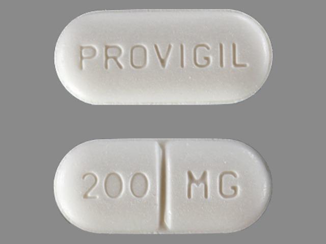 Provigil 200 mg PROVIGIL 200 MG