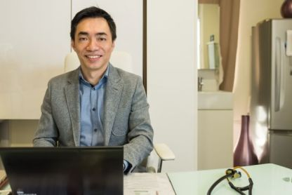 Dr Elias Tam EHA Clinic Jebheath