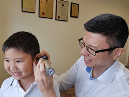 General ENT Evaluation Kids Dr Gan Eng Cern Singapore Jebhealth Deals JebKids