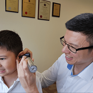 ENT Evaluation Kids Dr Gan Eng Cern Singapore Jebhealth Deals JebKids