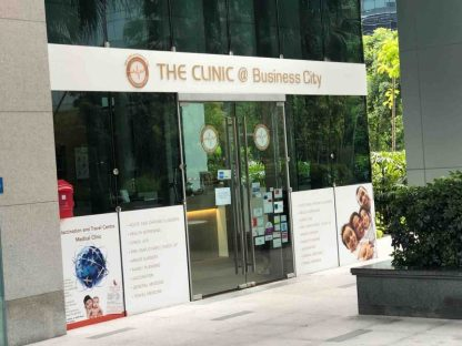 The Clinic @ Business City Jebhealth
