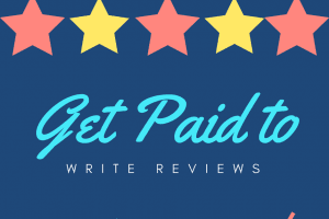 Write Reviews Get Paid