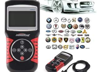 KW820 OBDII OBD2 EOBD Auto Scanner Car Engine Fault Code Reader Diagnostic