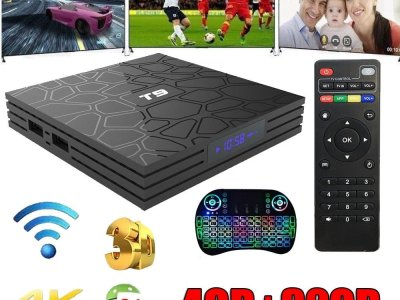 Android TV Box Streaming Media player Smart TV Box