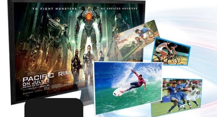 Smart TV Box MXQ Pro S905X Quad Core 2GB+16GB Android 7.1 1080P HD