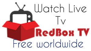 RedBox TV App Live TV App