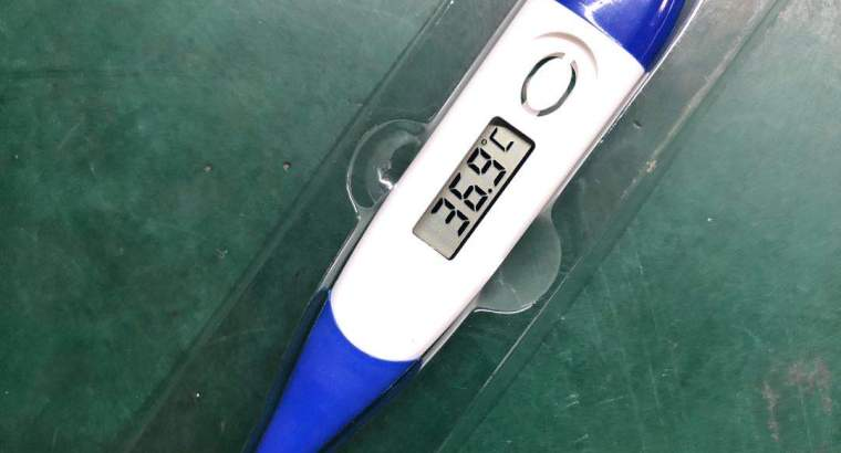 Digital Thermometer LCD Screen with back light FDA