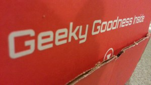#GeekFuel