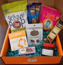 Send Me Gluten Free April Box