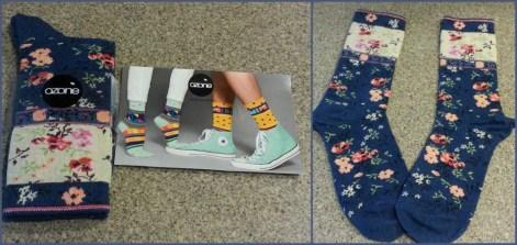 Ozone Socks Mona Linen