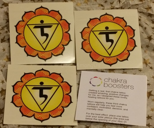 Chakra Boosters