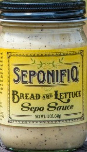 Seponifiq Bread and Lettuce Sauce