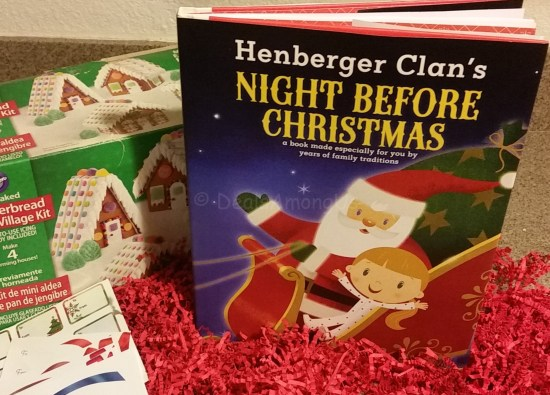 Hallmark Personalized Book Holiday