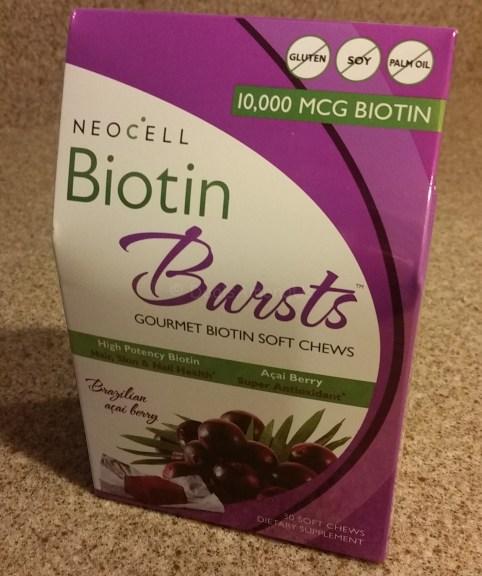 Biotin Bursts Chews