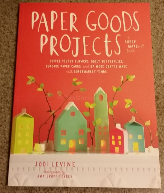 Paper Goods Projects Book