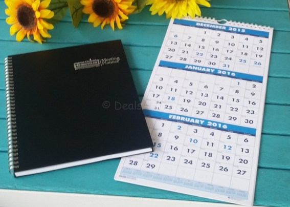 House of Doolittle Calendar and Meeting Planner