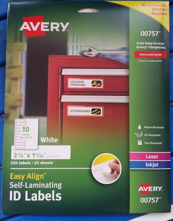 Avery 00757