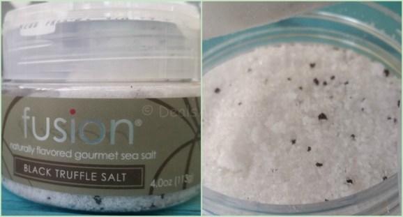 Fushion Truffle Black Salt