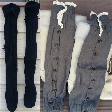 Modern Boho Boutique Socks