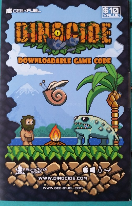Dinocide Game