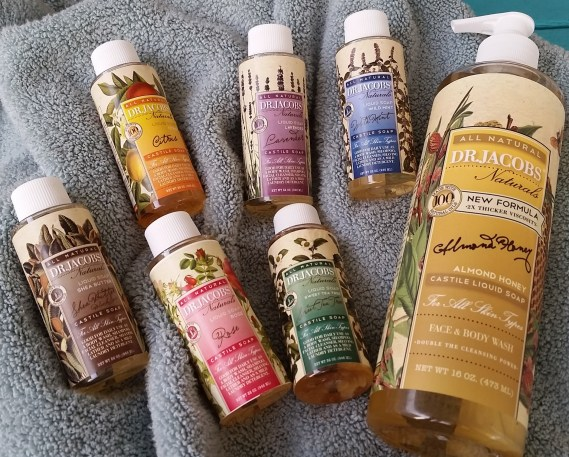 Dr. Jacobs Naturals Products