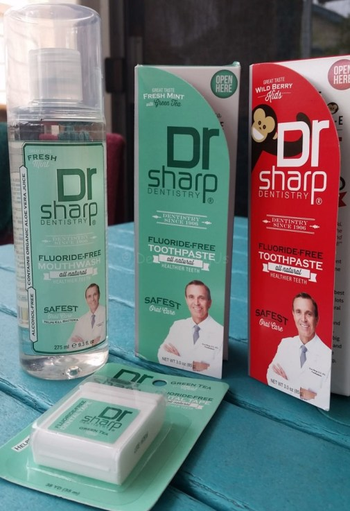 Dr. Sharps Family Package